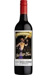 Vinaceous Red Right Hand Shiraz Grenache Tempranillo 2016 (12 x 750mL), WA.