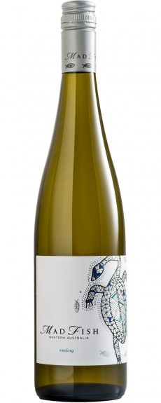 Madfish Riesling 2018 (12 x 750mL), Margaret River, WA.