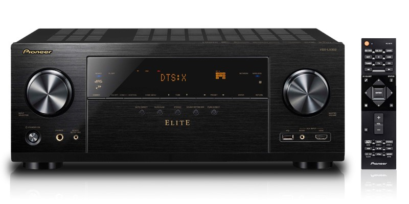 Pioneer VXS-LX302 7.2CH AV Receiver (Reconditioned)
