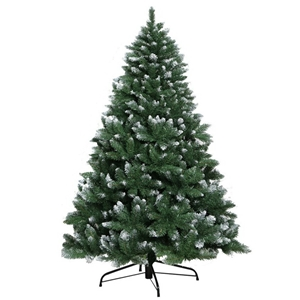 Jingle Jollys 6FT Christmas Snow Tree -