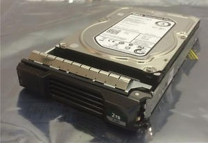 Dell Compellent SC200 2TB 7.2K SAS HDD