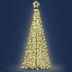 Jingle Jollys LED 10FT Christmas Tree -