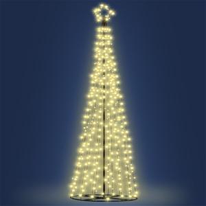 Jingle Jollys LED 12FT Christmas Tree -