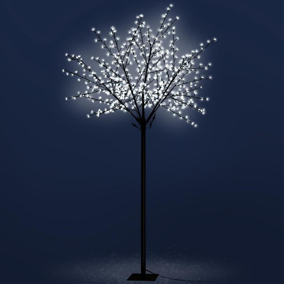 Jingle Jollys 2.5M LED Christmas Tree - Warm White
