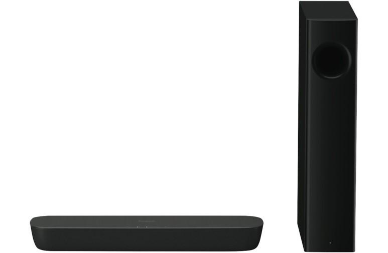 Panasonic SC-HTB250GNK 2.1Ch 120W Compact Soundbar