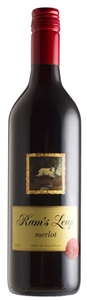Ram's Leap Merlot 2015 (12 x 750mL), NSW