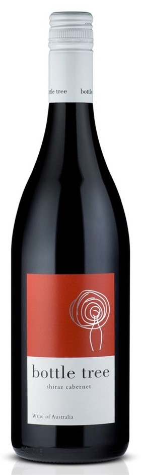 Bottle Tree Shiraz Cabernet 2013 (12 x 750mL), NSW.