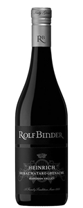 Rolf Binder `Heinrich` SMG 2014 (12 x 75