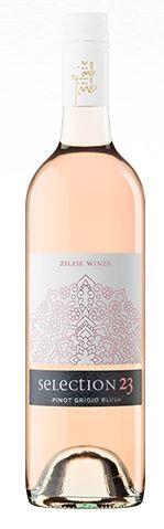 Selection 23 Pinot Grigio Blush 2017 (12 x 750mL) Murray Darling
