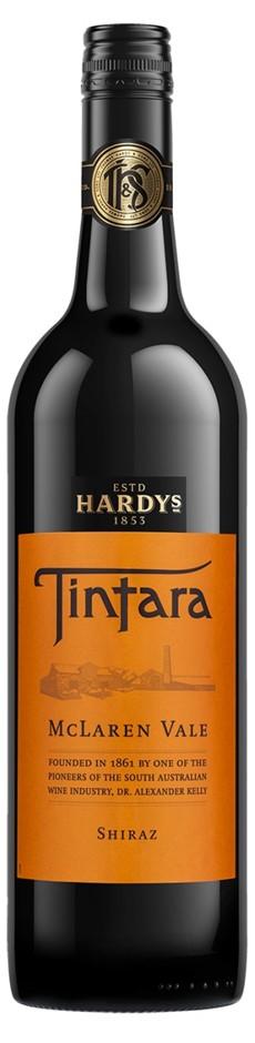 Hardy's `Tintara` Shiraz 2016 (6 x 750mL), McLaren Vale, SA.