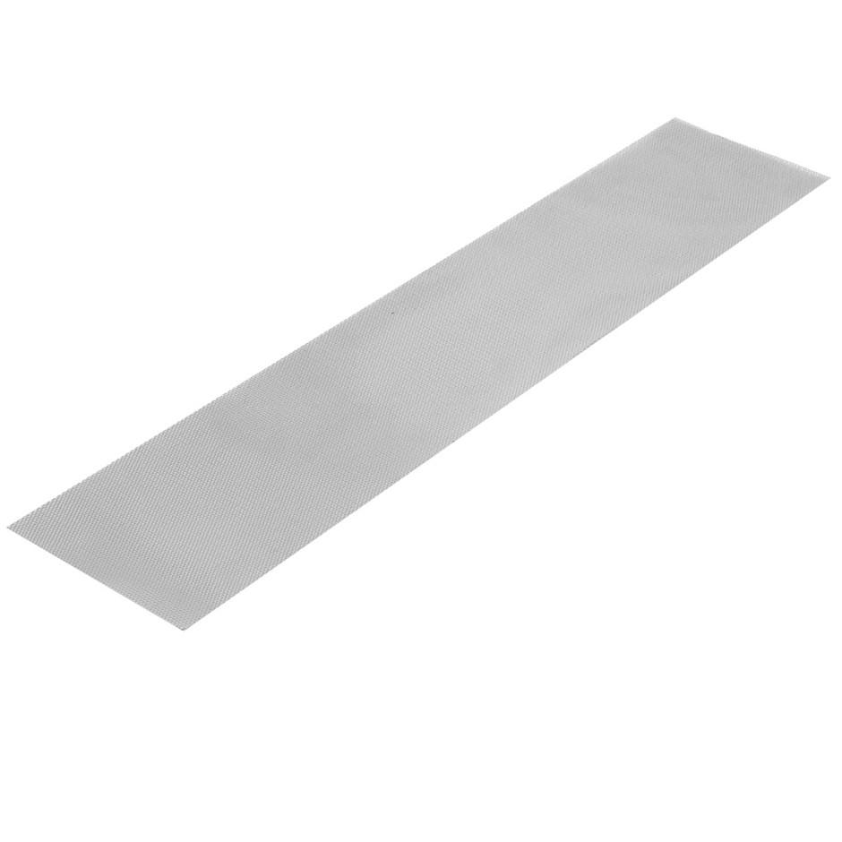 20 Piece Aluminium Gutter Guard - Silver