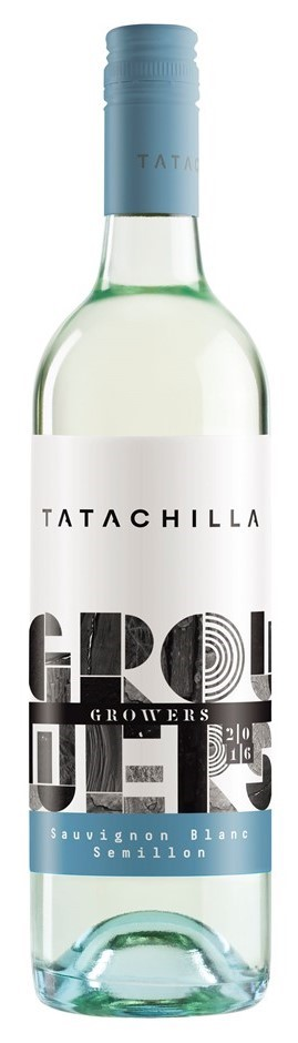 Tatachilla 'Growers' Sauvignon Blanc Semillon 2017 (6 x 750mL) SA