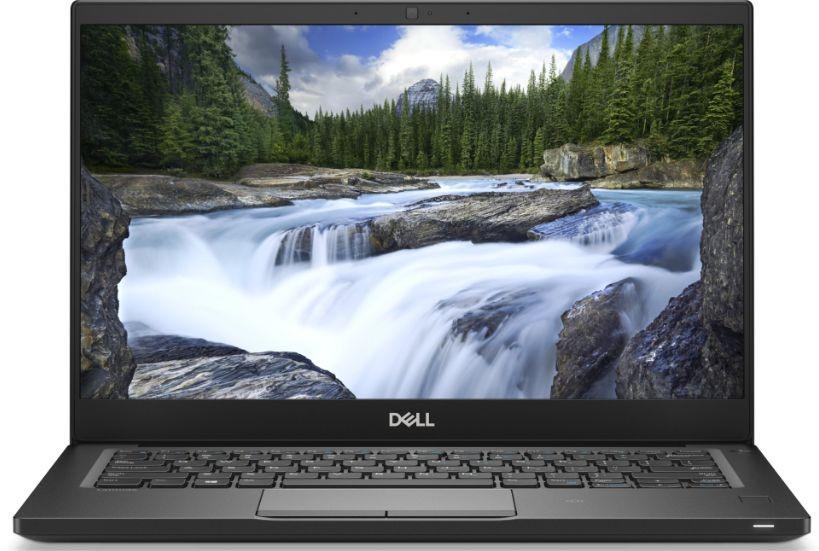 Dell Latitude 7390 13.3-inch Notebook, Black