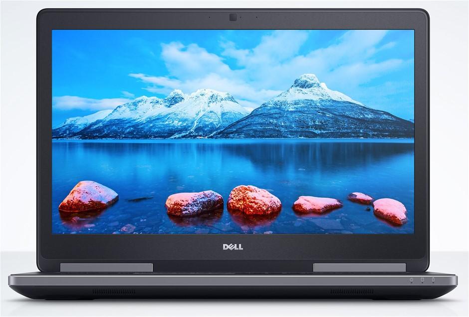 Dell Precision 17 (7720) Mobile Workstation Laptop