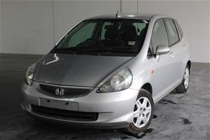2006 Honda Jazz Gli Gd Cvt Hatchback Auction 0001 3433511