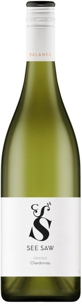 See Saw Chardonnay 2017 (12 x 750mL), Orange, NSW.