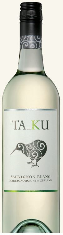 Ta_Ku Sauvignon Blanc 2018 (6 x 750mL), Marlborough, NZ.