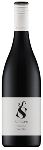 See Saw Pinot Noir 2017 (12 x 750mL), Or
