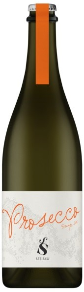 See Saw Prosecco 2018 (12 x 750mL), Orange, NSW.