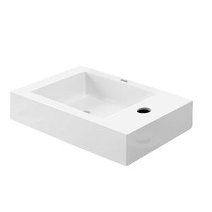 Cefito Ceramic Bathroom Rectangle Basin