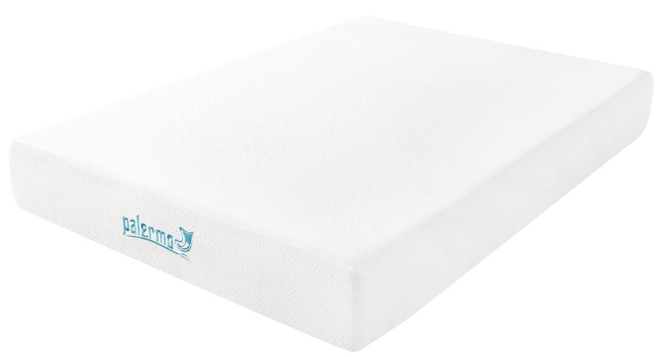 Palermo Double 25cm Gel Memory Foam Mattress