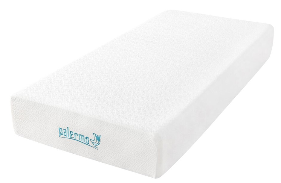 Palermo Single 25cm Gel Memory Foam Mattress