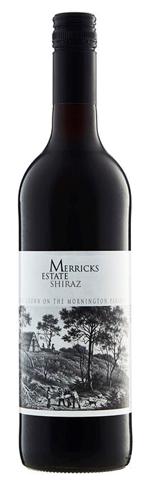 Merricks Estate Shiraz 2013 (12 x 750mL), Mornignton Peninsula, VIC.