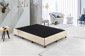 Palermo Queen Ensemble Bed Base Platinum