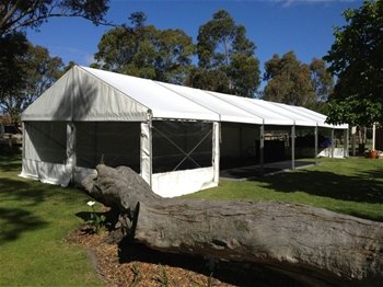 Framed and Highpoint Marquees
