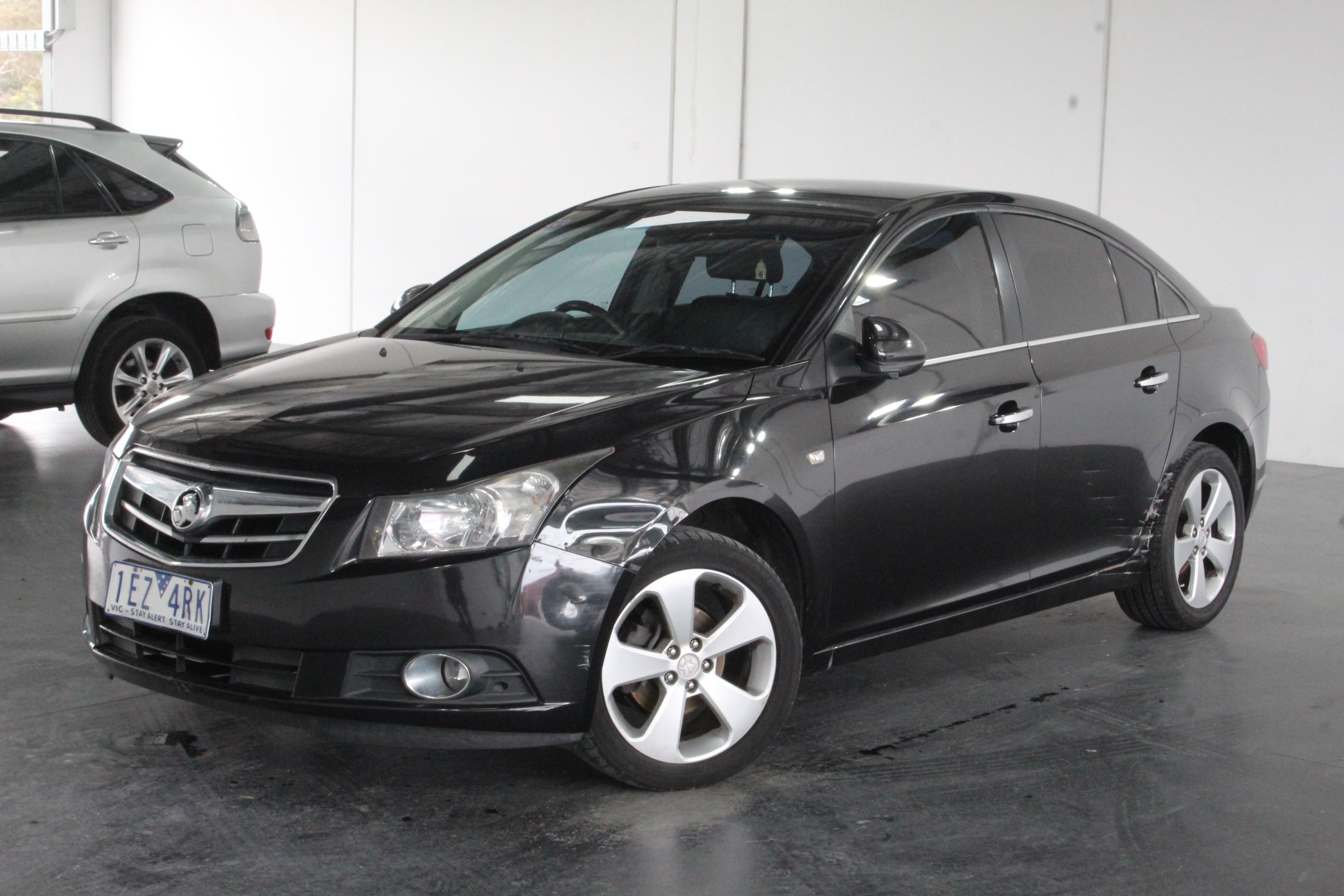 2010 Holden Cruze CDX JG Manual Sedan Auction (0001-3433949) | GraysOnline  Australia