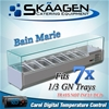 Unused Cold Bain Marie - VRX-1600