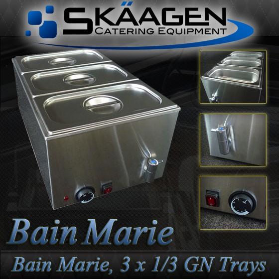 Unused Hot Bain Marie - 8710.1.3