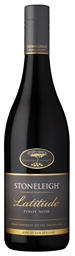 Stoneleigh `Latitude` Pinot Noir 2017 (6 x 750mL), Marlborough, NZ.