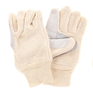 12 Pairs x Terrycord Work Gloves, Size M