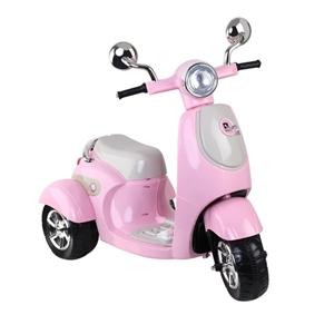 Rigo Kids Vino Ride On Motorbike - Pink