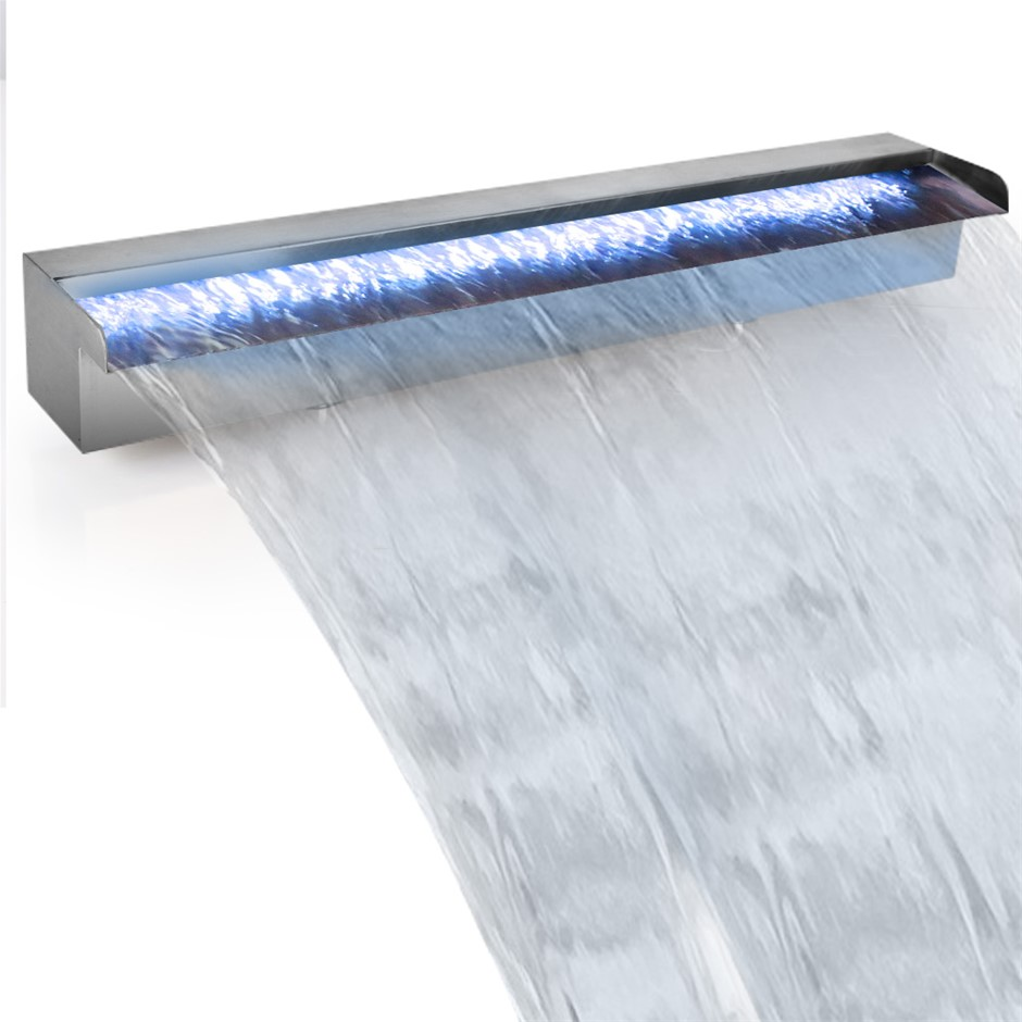 Gardeon LED Waterfall Blade - 60CM
