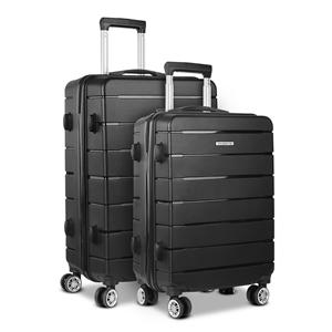Wanderlite 2PC Luggage Suitcase Trolley