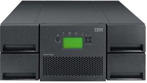 IBM TS3100 24-Slot 2U Tape Library