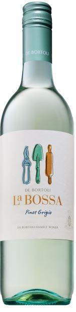 De Bortoli `La Bossa` Pinot Grigio 2018 (6 x 750mL), Riverina, NSW.