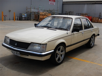Unreserved 1982 Holden VH RWD Automatic Sedan