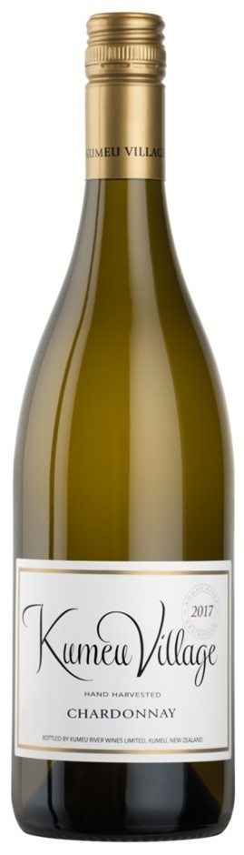 Kumeu River `Village` Chardonnay 2017 (6 x 750mL), Auckland, NZ.