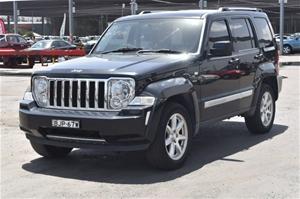 2008 Jeep Cherokee Limited (4x4) KK Auto