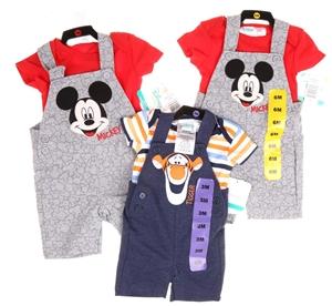 3 x Children`s DISNEY TIGGER   MICKEY MO. 3 x Children`s DISNEY TIGGER   MICKEY  MOUSE 2pc Clothing Set ... a1d161be6