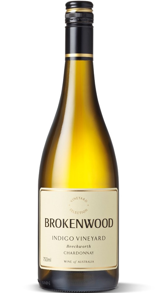 Brokenwood `Indigo Vineyard` Chardonnay 2018 (6 x 750mL) Beechworth, VIC