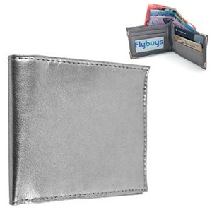 Stainless Steel RFID Blocking Wallet