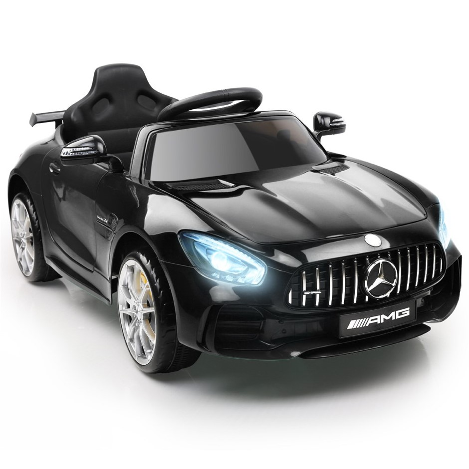Rigo Kid's Ride on Mercedes-AMG GT R - Black