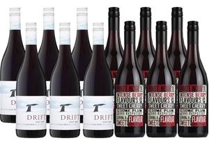 NZ Pinot Noir Mixed Pack (12 x 750mL)
