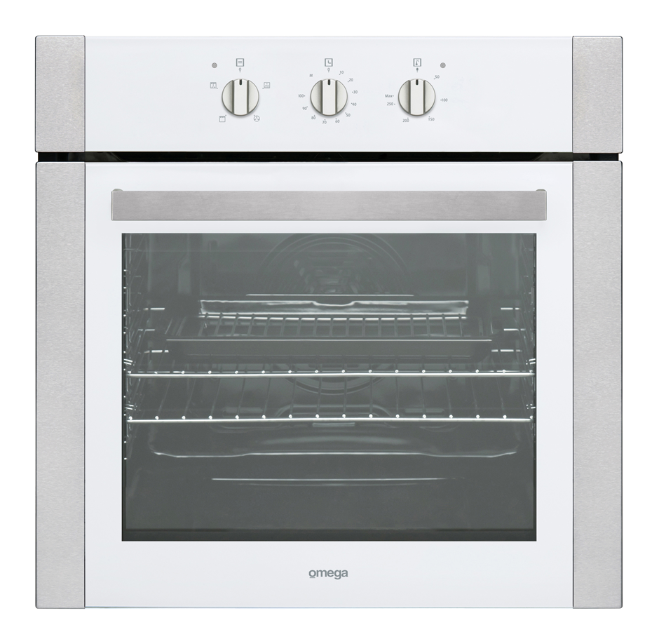 Omega OO654WA 60cm, 4 Functions Electric Oven