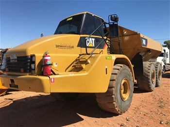 Caterpillar 740 Articulated Dumper