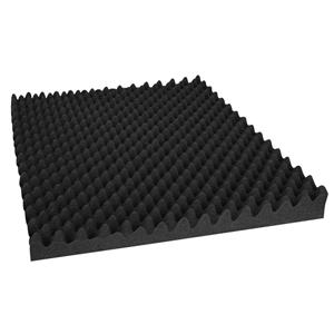 Set of 40 Acoustic Foam - Eggshell